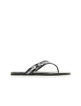 Round Thong Sandals