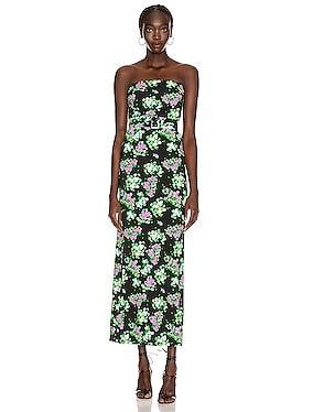 Carrie Strapless Dress