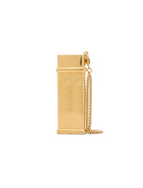 Brass Lighter Case