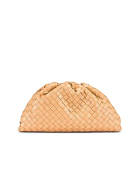 Woven The Pouch Clutch
