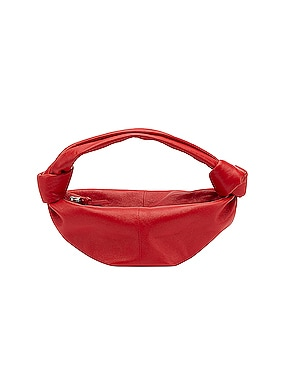 Leather Zip Bag