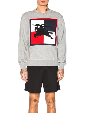 Wight Printed Crew Neck