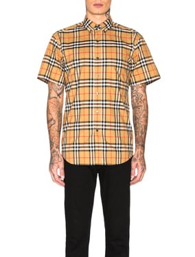 Jameson Tapered Shirt