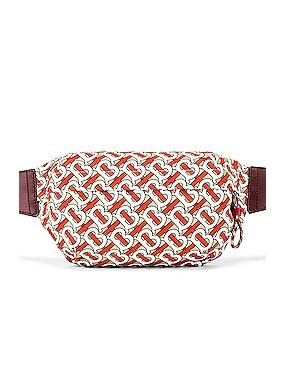 Sonny Monogram Crossbody Bag
