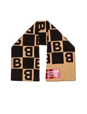 Patch B Repeat Scarf