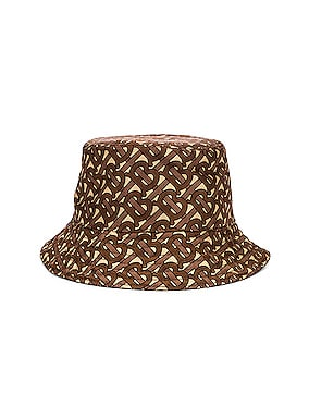 Monogram Nylon Bucket Hat