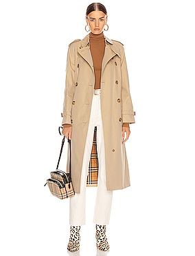 Heritage Refresh Slim Westminster Trench Jacket