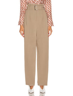 Swanage Ruffled Waisted Pant