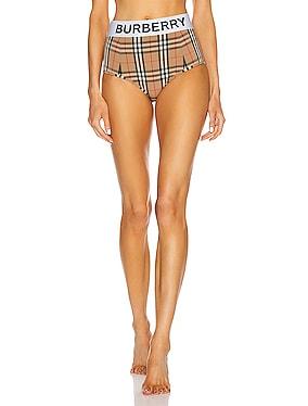 High Waisted Bikini Bottom