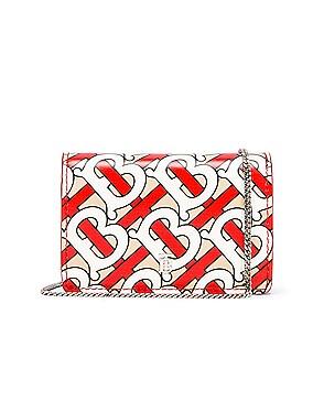 Jessie Monogram Crossbody Bag