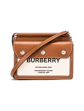 Baby Title Pocket Bag