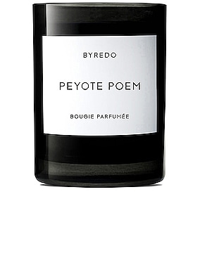 Peyote Poem Scented Candle