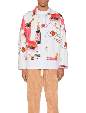 Champagne and Cigares Jacket