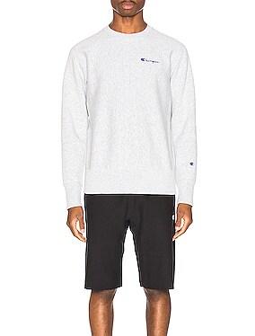 Small Script Sweatshirt