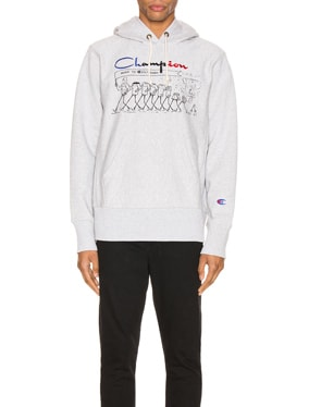 Centenary Hooded Sweatshirt