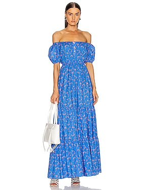 Bardot Cotton Maxi Dress
