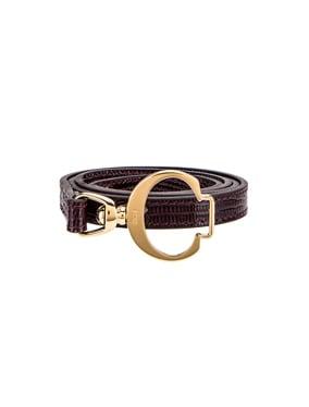 C Skinny Belt