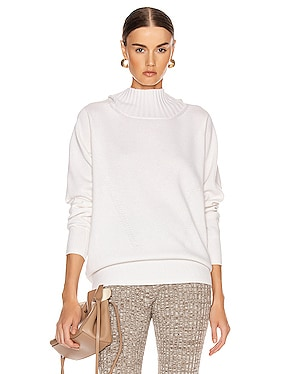 Open Back Tie Sweater
