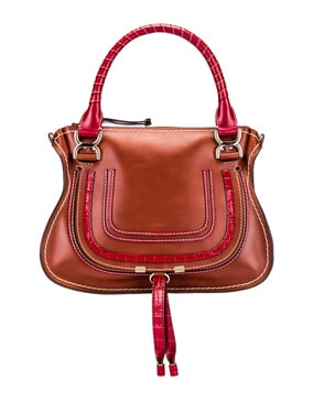 Medium Marcie Double Carry Bag