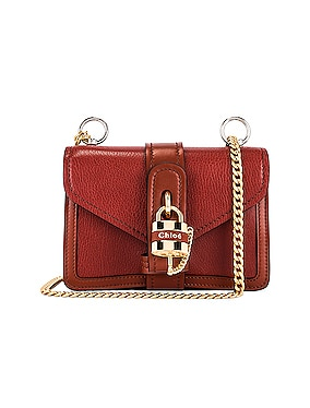Mini Aby Chain Shoulder Bag