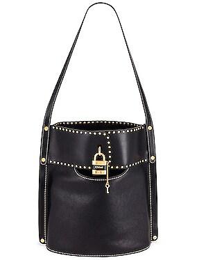 Medium Aby Bucket Bag