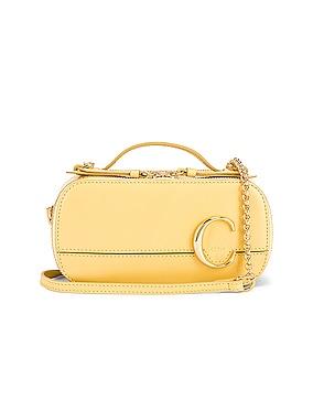 Mini Chloe C Vanity Bag