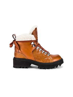Bella Shearling Boots