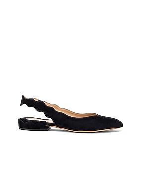 Ballerina Slingback Flats