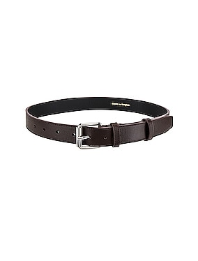 Classic Leather Line B Belt