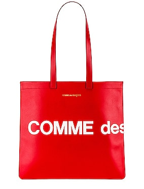 Huge Logo Tote Bag