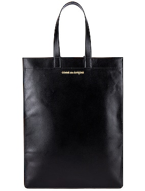 Classic Leather Line B Tote Bag
