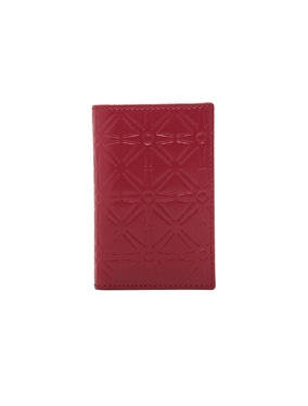 Star Embossed Bill Fold