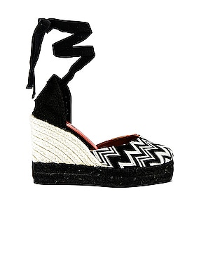 x MISSONI Carina Wedge Espadrille
