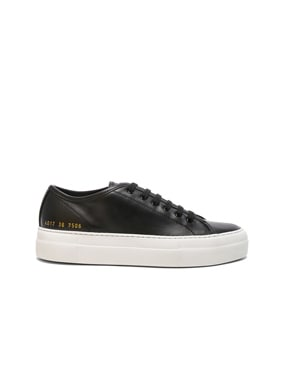 Leather Low Tournament Super Sneakers