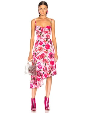 Carnation Sleeveless Dress