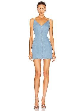 Crystal Chain Cami Dress