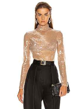 Sequins Bodysuit