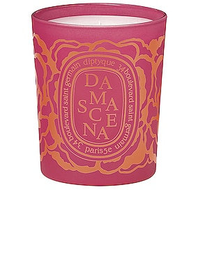 Damascena Candle
