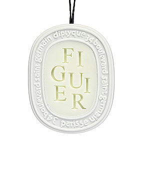Figuier Scented Oval