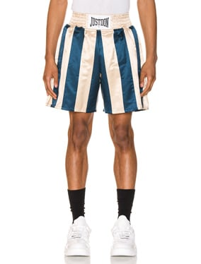 Team x Panelled Boxing Short
