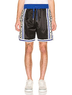 Jungle Basketball Short
