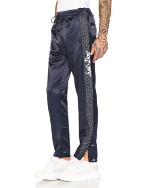 Jungle Satin Tearaway Pant