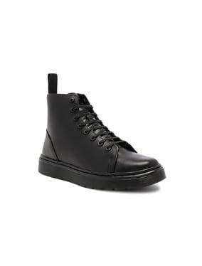 Talib 8 Eye Leather Boots