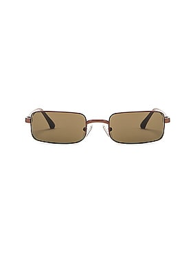 Small Rectangular Sunglasses