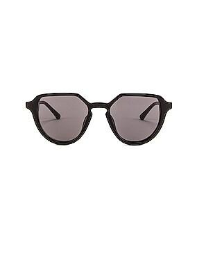 Square Round Sunglasses