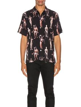 Hamlets Mill Aloha Shirt