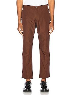Nylon Five Pocket Trouser