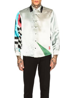 Judgement Day Button Down Shirt