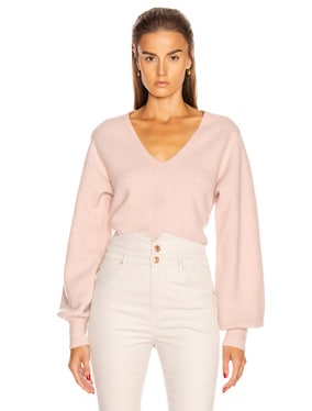 Liriene V Neck Sweater