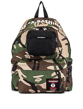 x AAPE Padded Backpack